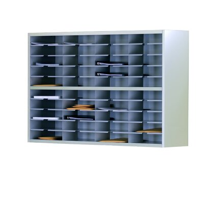 Mailroom 2-Tier 40 Pocket Sorter Product Photo 909