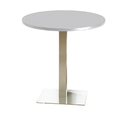 Bistro Bar Height Pub Table Tabletop Size: 42 W x 42 D