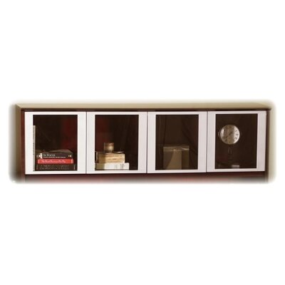 Desk Hutch Size: 38.5 H x 71.8 W x 15 D