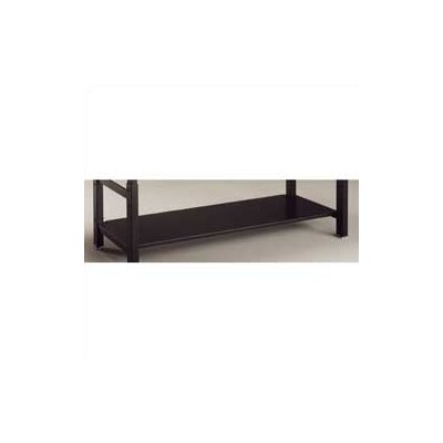 IT Furniture 60 W x 23 D Desk Base Shelves