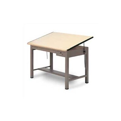 Ranger Steel Four-Post Drafting Table