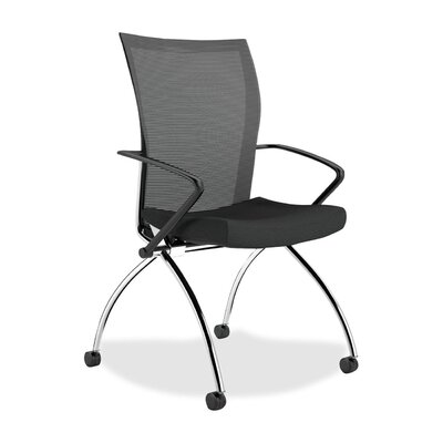 Valore Training Series High-Back Chair Color: Black Product Photo 980