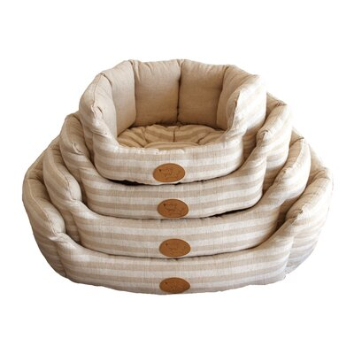 Lotus Dog Bed (Set of 6) Size: Small - 18 L x 16 W