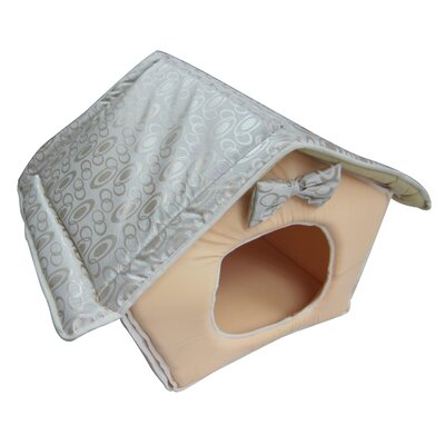 Soft Dog House Color: Beige