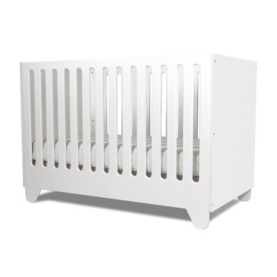 Hiya Crib Finish: White HC12001A