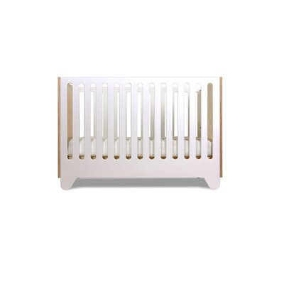 Hiya Crib Finish: Brich HC12001B