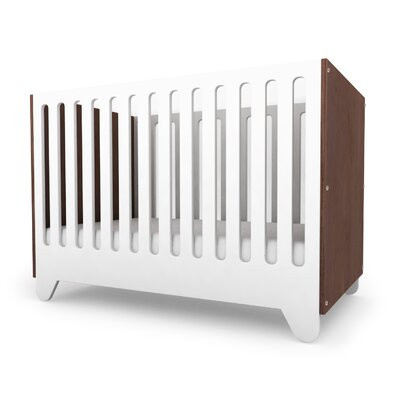 Hiya Crib Finish: Walnut HC12001C