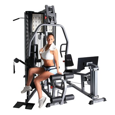 X2 Home Gym Multi Hip Option: Not Included