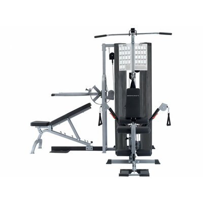 K2 Home Gym Leg Press: Not Included