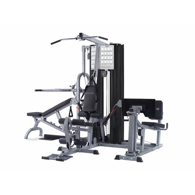 K2 Home Gym Leg Press: Included