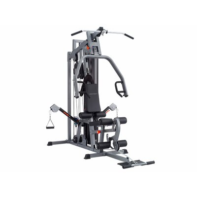Xpress Pro Home Gym Leg Press: Not Included