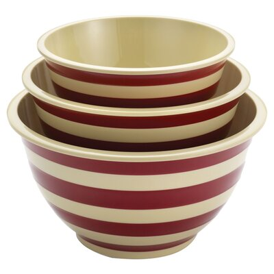 3-Piece Paula Deen Mixing Bowl Set
