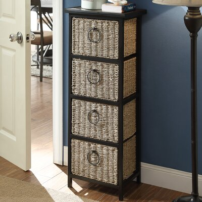 Windsor 4 Drawer Storage Chest