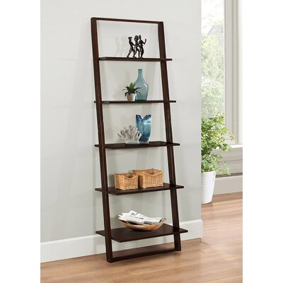 Arlington Wall 72 Leaning Bookcase