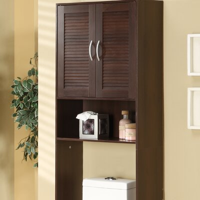 id like to have doors like this though httpecximages amazoncomimagesi41ao71615gl_aa160_jpg i also want the shelf over the toilet removable to - Over The Toilet Cabinet