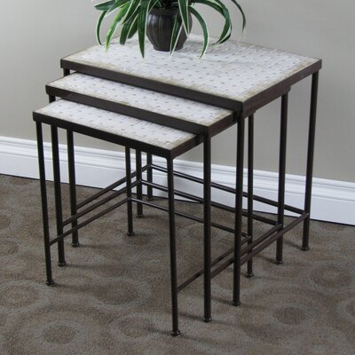 No credit financing 3 Piece Nesting Tables...