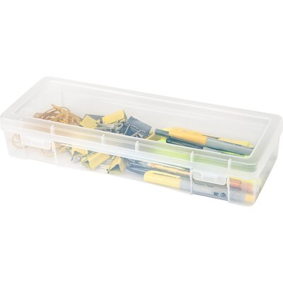 Modular Pencil Case Size: Large MCC-360 CLEAR 10PC SET