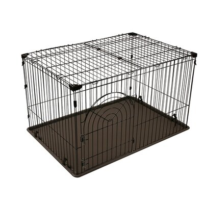 Wire Containment Dog Pen Size: Large
