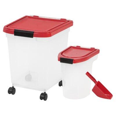 5-Piece Airtight Pet Food Storage Set 300578