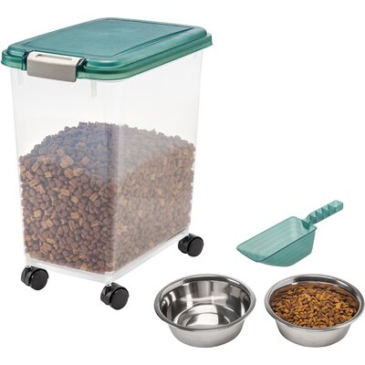 4 Piece Airtight Food Storage and Serving Set 301120