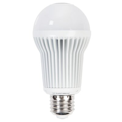 Ohyama Frosted E26/Medium LED Light Bulb Wattage: 6W