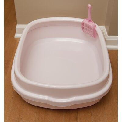 Litter Pan Color: Pink