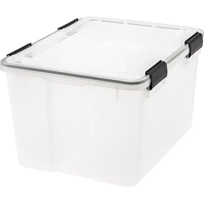 WeathertightStorage Box Size: 11.75 H x 19.7 W x 15.75 D