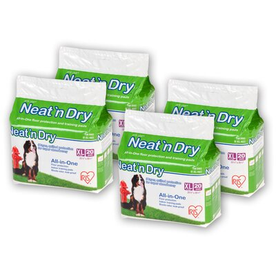 Neat n Dry Premium Pet Training Pad
