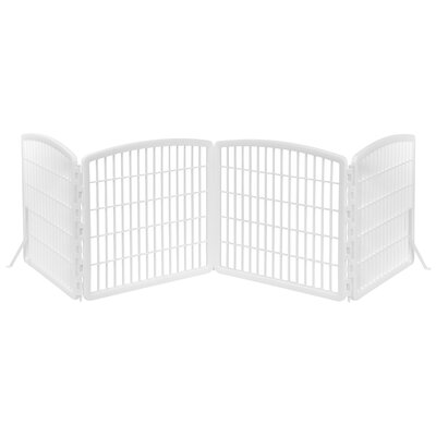 Indoor Plastic Pet Gate