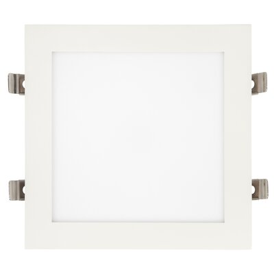 Square Downlight Recessed Housing