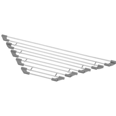 Wire Corner Foldable Drain Tray