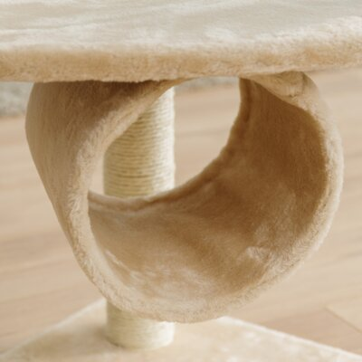 47 Tier Plush Cat Tree