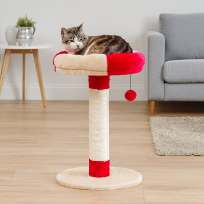 24 Plush Cat Tree