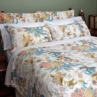 Geisha Garden Comforter Collection
