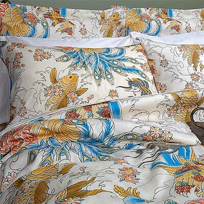 Geisha Garden Duvet Cover Collection