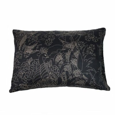 Geisha Moon Pillowcase Size: Standard