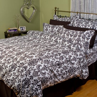 Wallflower Duvet Cover Set Size: Twin