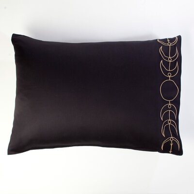 Moon Phase Pillowcase Size: Standard