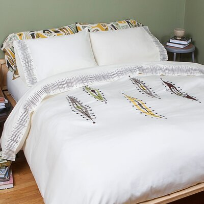 Vibraphonic Bounce Duvet Cover Size: King