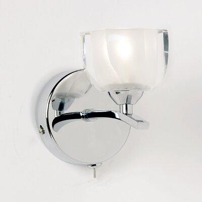 Endon Lighting Stanza 1 Light Flush Light