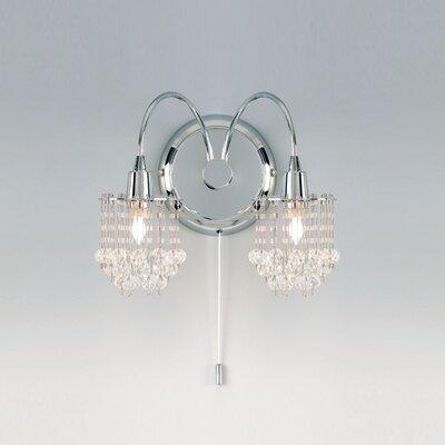 Endon Lighting 2 Light Flush Light