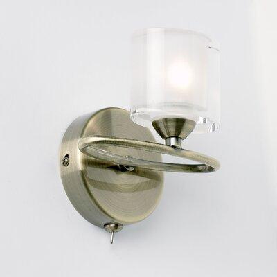 Endon Lighting Sonata 1 Light Flush Light