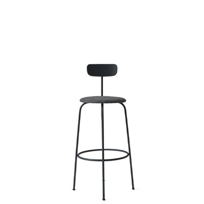 Afteroom 29.25 Bar Stool Finish: Black