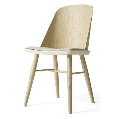 Synnes Side Chair Finish: Natural Oak