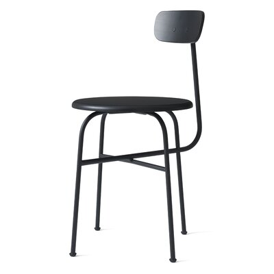 Afteroom Side Chair Finish: Black