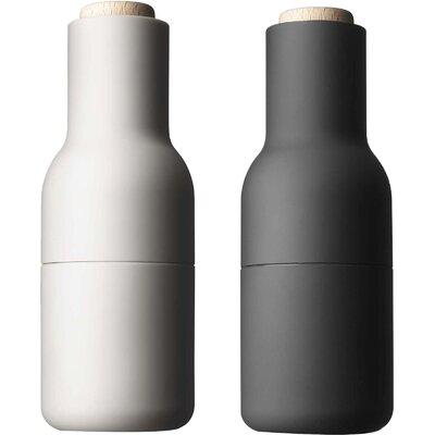 Small Bottle Salt and Pepper Shaker Set