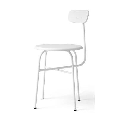 Afteroom Side Chair Finish: White