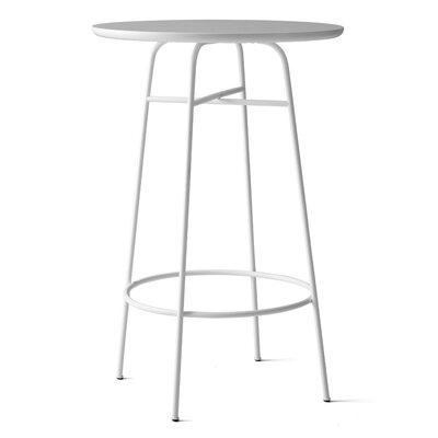 Pub Table Color: White