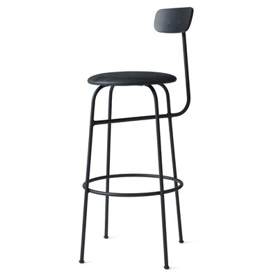 29.25  Bar Stool Finish: Black