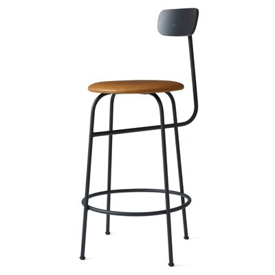 25.5 Bar Stool Finish: Cognac